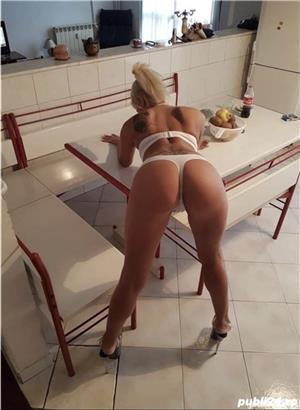 escorte timisoara: Blonda Reala Fac Dragoste Sarutari GFE