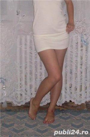 escorte timisoara: Blonda noua slim